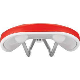 Fabric Cell Elite Radius Saddle red/white